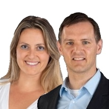 Sonja Maria Fabiao und Matthias Pauers